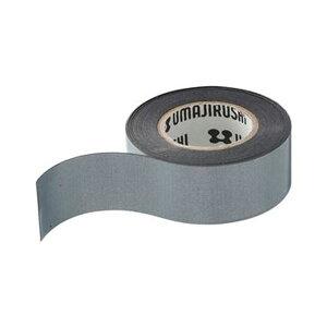 (まとめ)馬印 粘着糊付マグネットテープ19mm×3m シルバー CMT-S 1巻【×20セット】 送料無料!