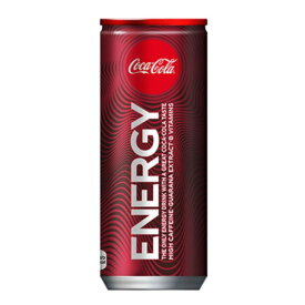 コカ・コーラ エナジー 250ml × 60本 (2ケース) エナジードリンク Coca Cola 送料込!