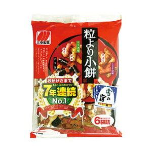 (まとめ)三幸製菓 粒より小餅 1パック(6袋)【×20セット】 送料込!