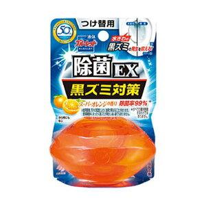 (まとめ)小林製薬 液体ブルーレット除菌EX スーパーオレンジ つけ替用 1個【×20セット】 送料込!