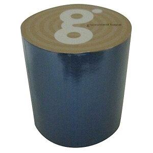 ガムテープ バッグキット 50mm×5m 青 1巻(ガムテ50X5BL)