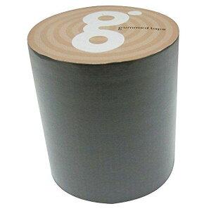 ガムテープ バッグキット 50mm×5m 銀 1巻(ガムテ50X5SV)
