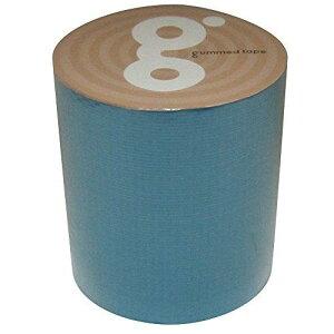 ガムテープ バッグキット 50mm×5m ソーダ 1巻(ガムテ50X5SD)