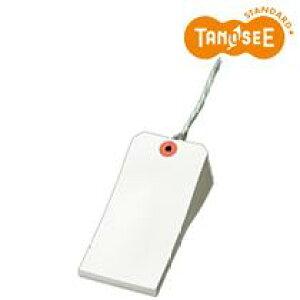 TANOSEE 再生紙針金荷札 2号 60×120mm 1000枚入(TN-NB20)  送料込み!