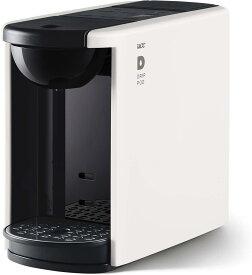 UCC ドリップポッド 一杯抽出 コーヒーマシン カプセル式 DP3 ホワイト  送料込み!