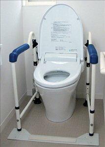 イーストアイ  トイレの手すり 折りたたみタイプ (工具不要)  (MW30) 送料込み!