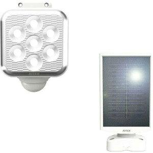 ライテックス S-110L 5w×1灯 フリーアーム式LEDソーラーセンサーライト