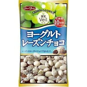 果実Veliヨーグルトレーズンチョコ 40g (入数12)