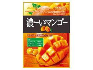 アサヒグループ食品 濃ーいマンゴー 88g 送料込み!
