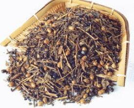 【どくだみ茶】当店のオリジナル配合!どくだみ配合の健康茶/9種類ブレンド茶300gx2袋【あす楽対応】【HLS_DU】【RCP】