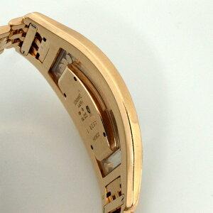 140366【送料無料】【中古】【CHOPARD】【ショパール】ハッピーダイヤモンド45281590276K18PGダイヤモンドシェル文字盤クォーツchopardレディース時計