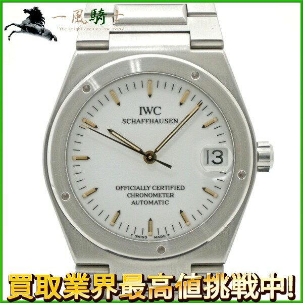 202296【中古】【IWC】【インターナショナル・ウォッチ・カンパニー】 インヂュニア  3521
