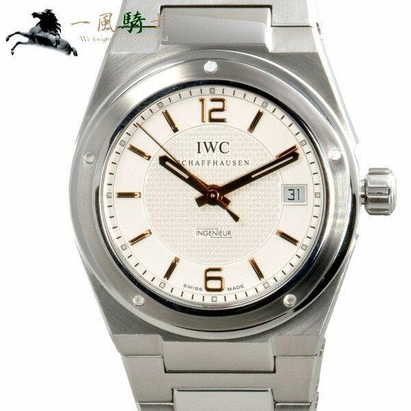 223496【中古】【IWC】【インターナショナル・ウォッチ・カンパニー】 インヂュニア  IW322801