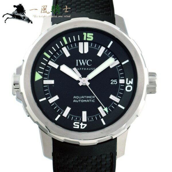 274014【中古】【IWC】【インターナショナルウォッチカンパニー】アクアタイマー IW329001