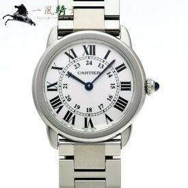 316251【未使用】【Cartier】【カルティエ】ロンドソロ ドゥ カルティエ SM W6701004
