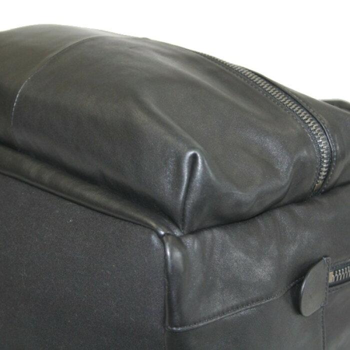 326142【新品同様】【JIMMYCHOO】【ジミーチュウ】バッグパックレザー×スタッズブラック