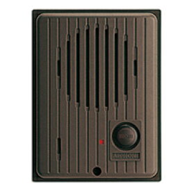 アイホン QF-DKP/A 警報表示灯付玄関子機 露出型 【QFDKPA】