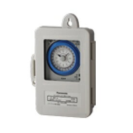 パナソニック TB31102K 24時間式タイムスイッチ 防雨型 交流モータ式 AC100V用 a接点(同一回路)