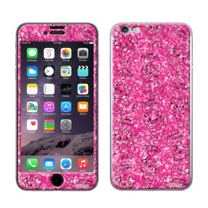 iPhone6s iPhone6 Gizmobies (ギズモビーズ) iPhoneシール KWH(ケーダブルエイチ) ディズニーキャラクター pink cat