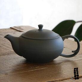 東屋(あづまや)  平急須(きゅうす) 後手 AZMAYA 猿山修 高資陶苑 常滑焼 茶器 お茶 ティーポット