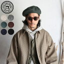 DECHO(デコー) FACTORY BRAND DECHO2019AW BASQUE BERET 6colors バスクベレー(ベレー帽)6色展開 ウール100% 11-3A…