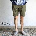 【orslow】NEWYORKERARMYSHORTSkhakiARMYGREENオアスロウニューヨーカーアーミーショーツカーキアーミーグリーン【送料無料】