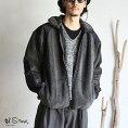 【orslow】FLEECEJACKETCharcoalGrayフリースジャケットチャコールグレーオアスロウ日本製【送料無料】