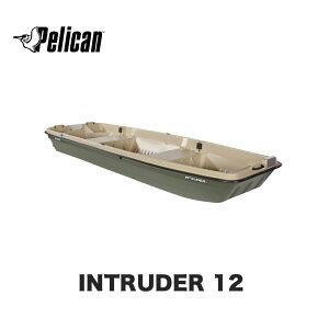 ボート ペリカン「イントルーダー12」(Pelican/INTRUDER/カナダ) 正規代理店 ジョン レジャー 釣り フィッシング 釣具 釣竿 アウトドア用品 マリン用品 車載 型番:pl05