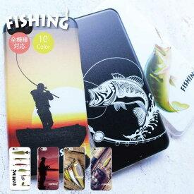 送料無料 全機種対応 iPhoneケース ハードケース iphone11 ケース iPhone XR iPhone8 スマホケース 釣り 魚 ルアー ブラックバス リール 竿 fishing 趣味 人気 デザイン プレゼント オシャレ ロゴ 写真 カバー Galaxy Xperia XZ AQUOS arrows Huawei p20 sov39