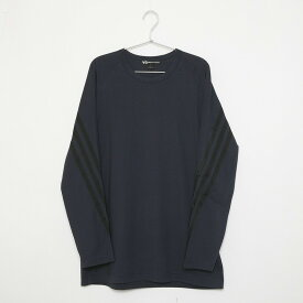 Y-3 ワイスリー カットソー M 3 STP PACKABLE LS TEE FJ0413 メンズ レディース