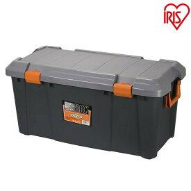 収納 ボックス 収納ボックス 工具箱 フタ付き アイリスオーヤマ HDBOX 800D 幅80×奥行37.5×高さ38