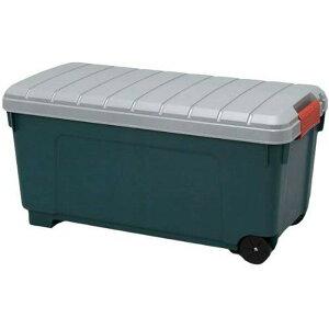 収納 ボックス 収納ボックス 工具箱 フタ付き RVボックス RVBOX キャスター付き 1000 アイリスオーヤマ 車 幅100×奥50×高50