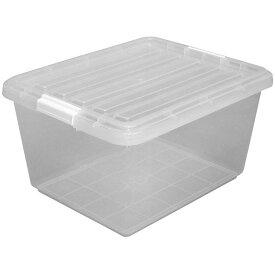 【6個セット】クリアボックス CB-38 アイリスオーヤマ 衣類収納ケース 衣装ケース 収納ボックス 押入れ プラスチック フタ付き