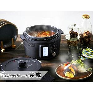 電気圧力鍋アイリスオーヤマPMPC-MA4