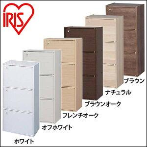 カラーボックスCBボックス扉付き3ドアタイプ3段CX-33Dアイリスオーヤマ収納家具収納棚収納ラック本棚おしゃれ