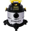 \P10倍!30日6H限定18時〜/Stanley SL18410 5 Gallon 4 HP Pro Stainless Steel Series Wet and Dry Vacuum Cleaner…