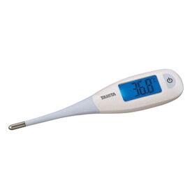 電子体温計 ブルー BT-470-BL体温計 デジタル わき専用 体温計測 簡単 TANITA 赤ちゃん 介護 病気 TANITA 【D】