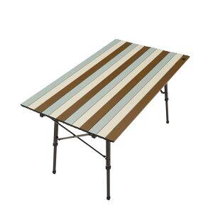 LOGOSLife オートレッグテーブル 12070(ヴィンテージ) 73185010 送料無料 アウトドアテーブル 組立簡単 オートレッグ キャンプテーブル 高さ調整 LOGOS キャンプ アウトドア ヴィンテージカラー