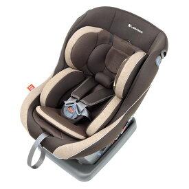 レスティロ3 メランジブラウン CD117 送料無料 リーマン チャイルドシート 姿勢 ベビーシート 安心 新生児から LEAMAN 軽量 日本製 【D】