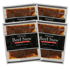 ビーフシチュー 4P CK−01自家用 カジュアルギフト ビーフ シチュー セット 牛肉 グルメ お取り寄せ お肉 ディナー 米久 【TD】 【代引不可】