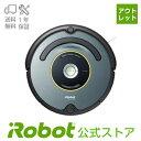 【エントリーでポイント5倍!(14日AM10時〜17日AM10時)】【アウトレット】アイロボットロボット掃除機 ルンバ654【送…