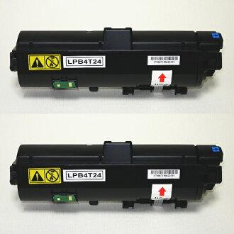 供同放心的代替补偿LPB4T24 2个安排爱普生可以互相交换的墨盒LP-S180D S180DN S18DC9 S18DNC9 S280DN S28DNC9 S380DN S38DNC9使用