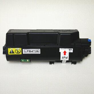 供同放心的代替补偿LPB4T26爱普生可以互相交换的墨盒LP-S380DN S38DNC9使用