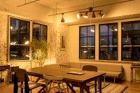 照明ライト4灯シーリングライトLED電球リモコン付きおしゃれ北欧led明るいスッポトライトリビング寝室ウィンザー