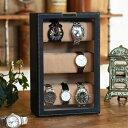 【腕時計ケース ウォッチケース コレクションケース】ウォッチタワー(240-454)【コレクション 収納 ケース スタンド …