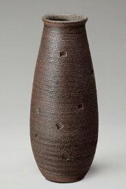 窯肌 花入 信楽焼 陶器 花入れ 花器 花入 花瓶彩り屋