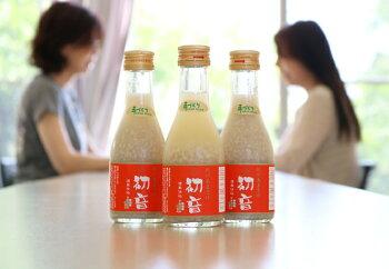 紀州あまざけ初音180ml3本セット米麹(和歌山)米麹だけでできた紀州あまざけ米麹100%使用無添加無加糖アルコール0%彩り屋_