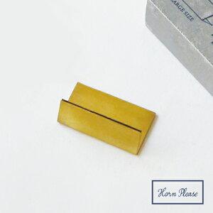 【HORN PLEASE】 BRASS ブラス カードスタンド 真鍮 スタンド ワイド 10個入り Brass Card Stand ディスプレイ 店舗什器 什器 インテリア 店舗用品 店舗備品 展示用品 ショップ サロン オフィス ポスト