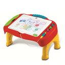 お絵かき 室内遊び 3歳 4カラーおえかきデスク マグネット式 ホワイトボード 2way