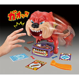 も〜っとドキドキ!!番犬ガオガオ-ネコの手MIX- ゲーム・競争遊び 室内遊び 6歳以上